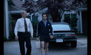 Noah Emmerich (l.) and Matthew Rhys (r.) in The Americans