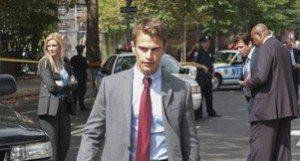 Theo James in Golden Boy (Source:CBS)