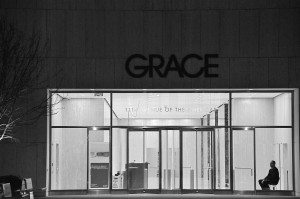 Night Shift At The Grace Building
