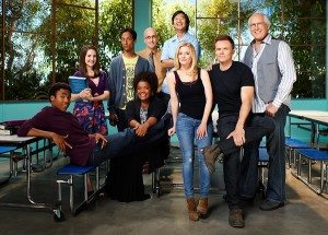 The Cast of Community (Source: Rolling Stone)