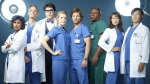 The Cast of Monday Mornings