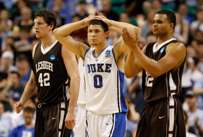 #15 Lehigh pulled off the unthinkable in 2012