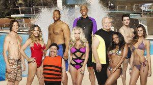 The cast of Splash (Source: ABC)