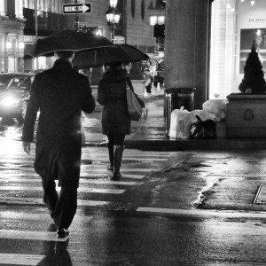 Umbrellas on 5th.