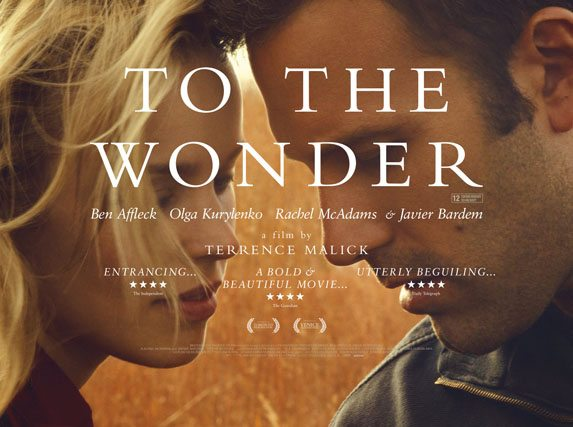 To The Wonder Movie Reviews