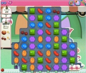 Candy Crush Saga gameplay Source: http://www.nydailynews.com/entertainment/video-game-review-candy-crush-saga-article-1.1320458
