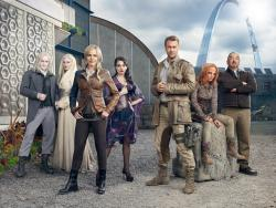 The Cast of Defiance (Source: SyFy)