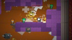 Gameplay screenshot of BattleBlock Theater. Source: http://www.battleblocktheater.com/