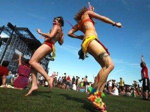 Coachella Rave