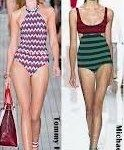 Pattern Swimwear