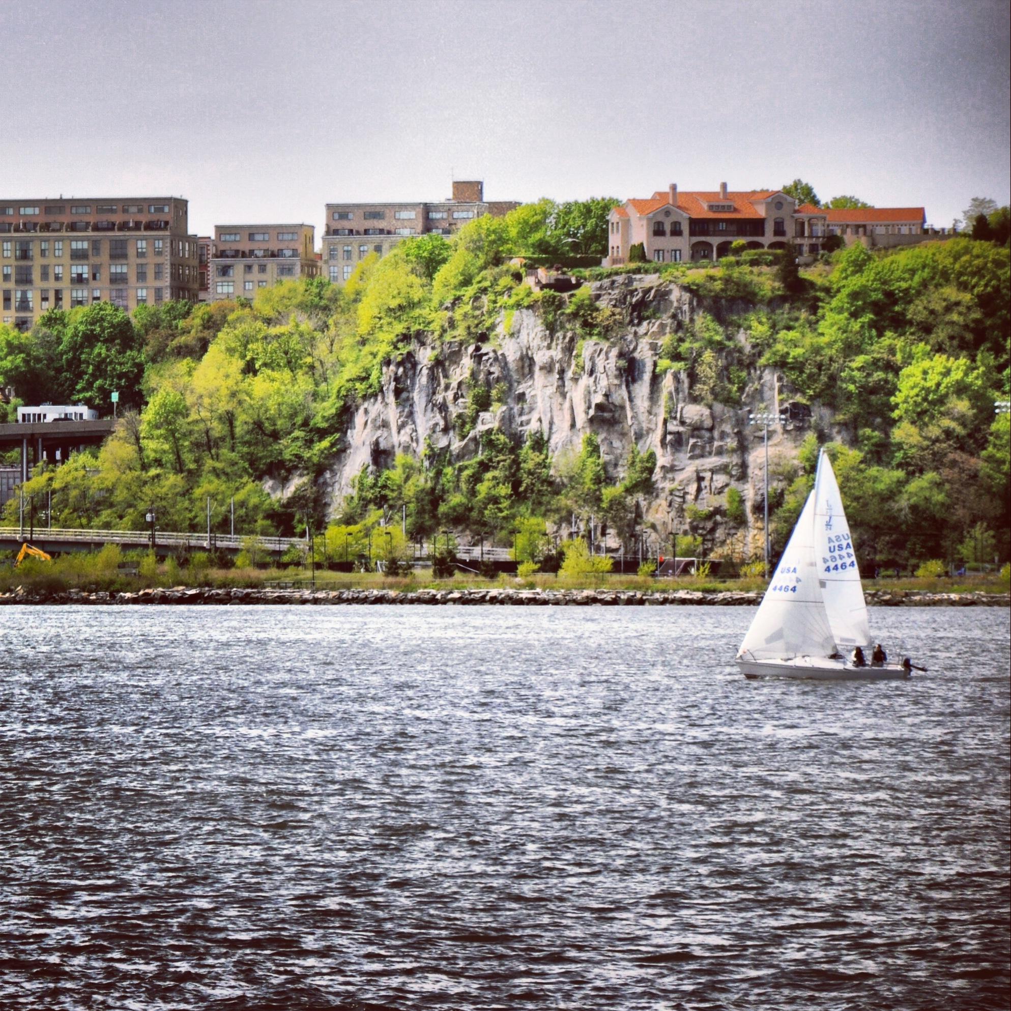 Sailing the Hudson
