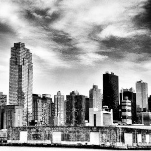 Holland Tunnel, Hudson River, NYC, Photo by Mark Giarrusso, 2013