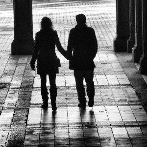 Couple Noir
