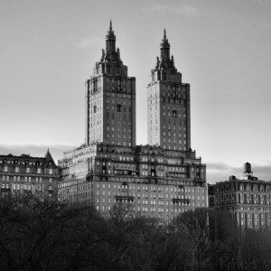 Buildings Noir