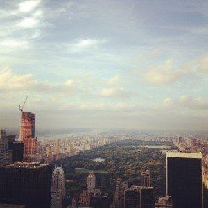 Central Park Overview