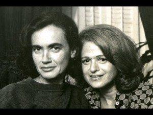 Edie Windsor & her late wife Thea Spyer © ACLU