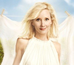 Anne Heche, Star of Save Me (Source: NBC)