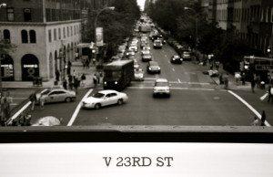 W 23rd Street