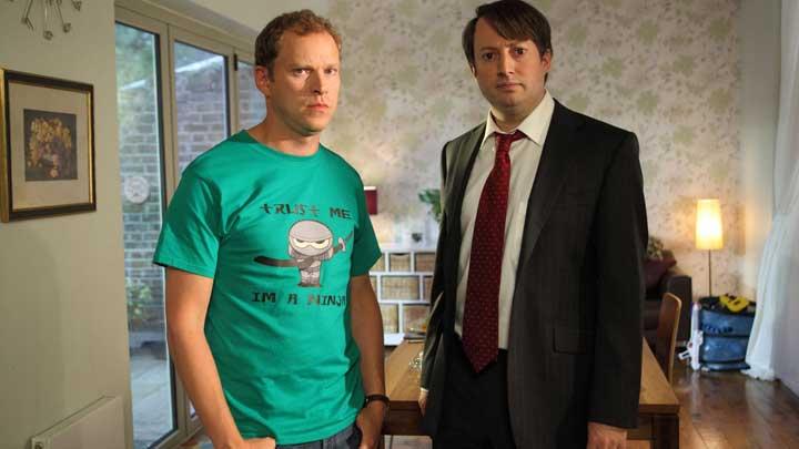 Peep Show Netflix   British Television