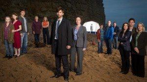 Cast of Broadchurch (Source: BBC America)