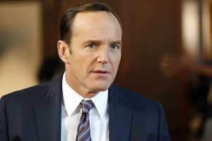 Clark Gregg as Agent Coulson (Source: ABC)