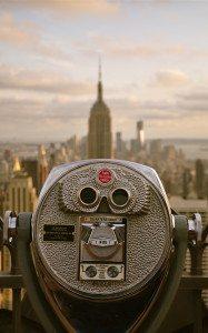 View from 30 Rockefeller Center