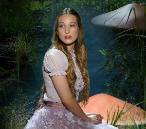 Sophie Lowe as Alice (Source: ABC)