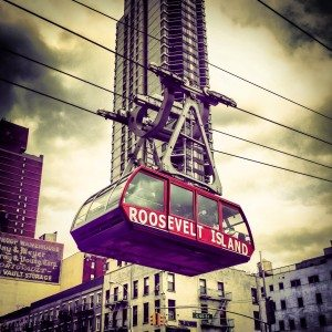 Roosevelt Cable Car