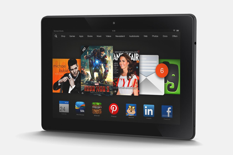 Kindle-Fire-HDX WiFi 4G 32g $369
