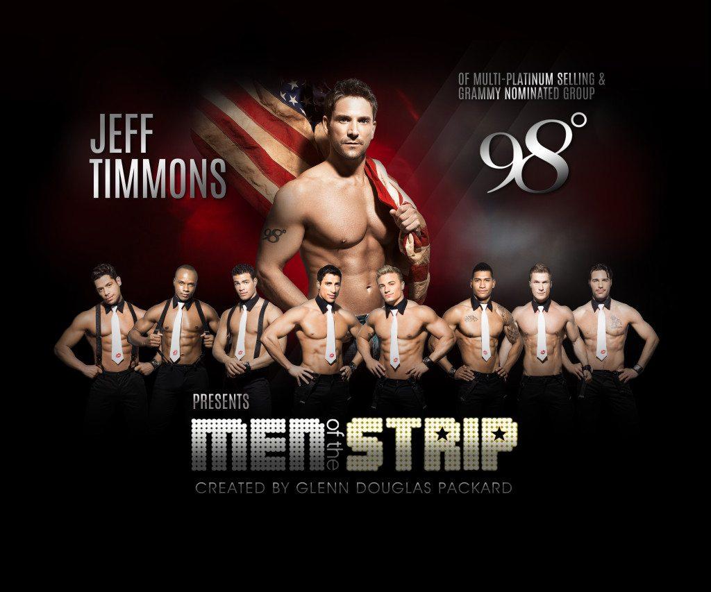 Manhattan, Manhattan Digest, Jeff Timmons, 98 Degrees, Men of The Strip