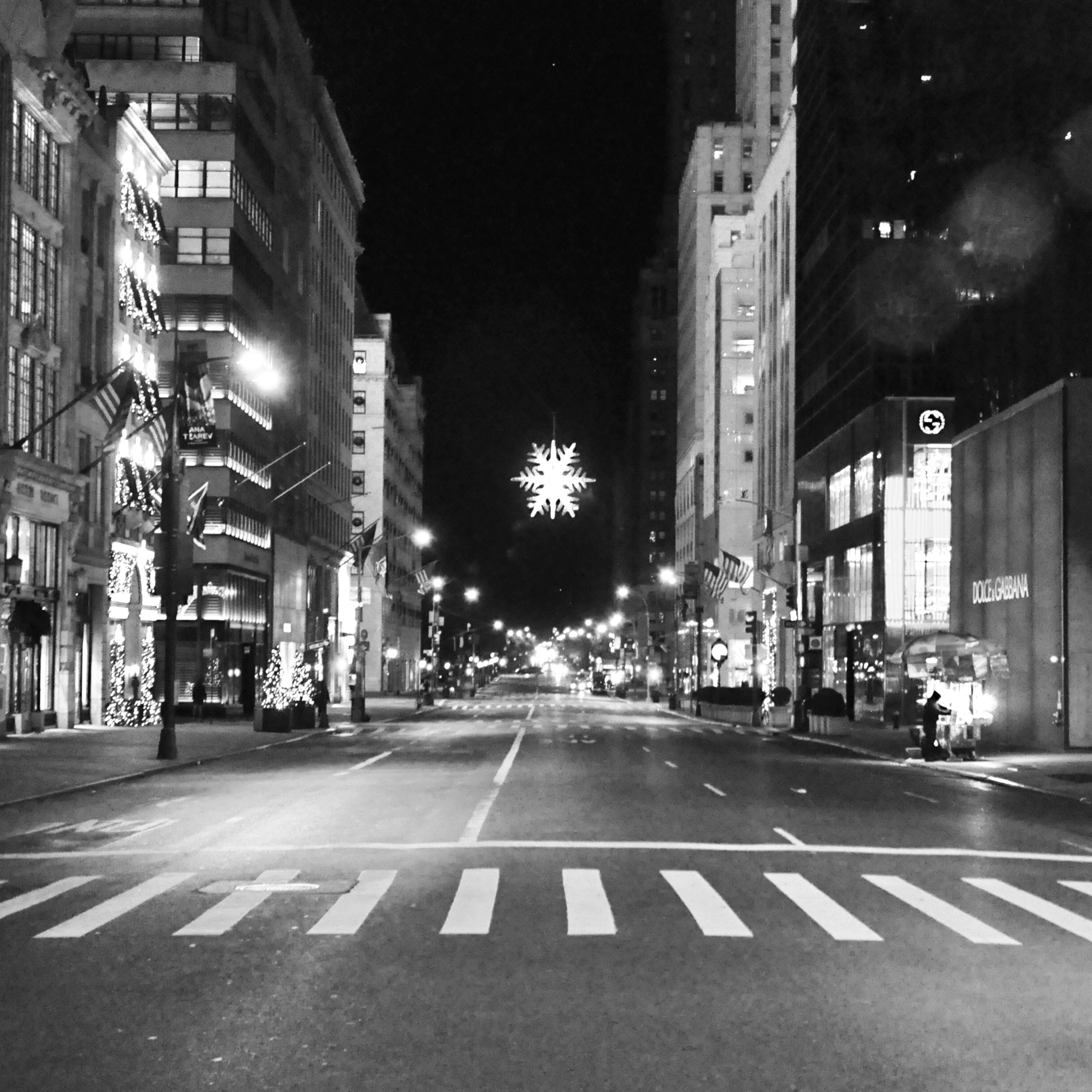 Christmas on 5th Ave