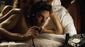 Dominic Cooper as Ian Fleming (Source: BBC AMERICA)