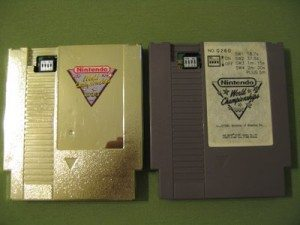 NWC Gold and Gray Cartridges