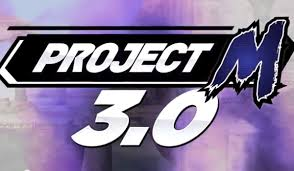 Project M 3.0 Logo