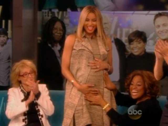 Celebrity News Ciara Pregnant