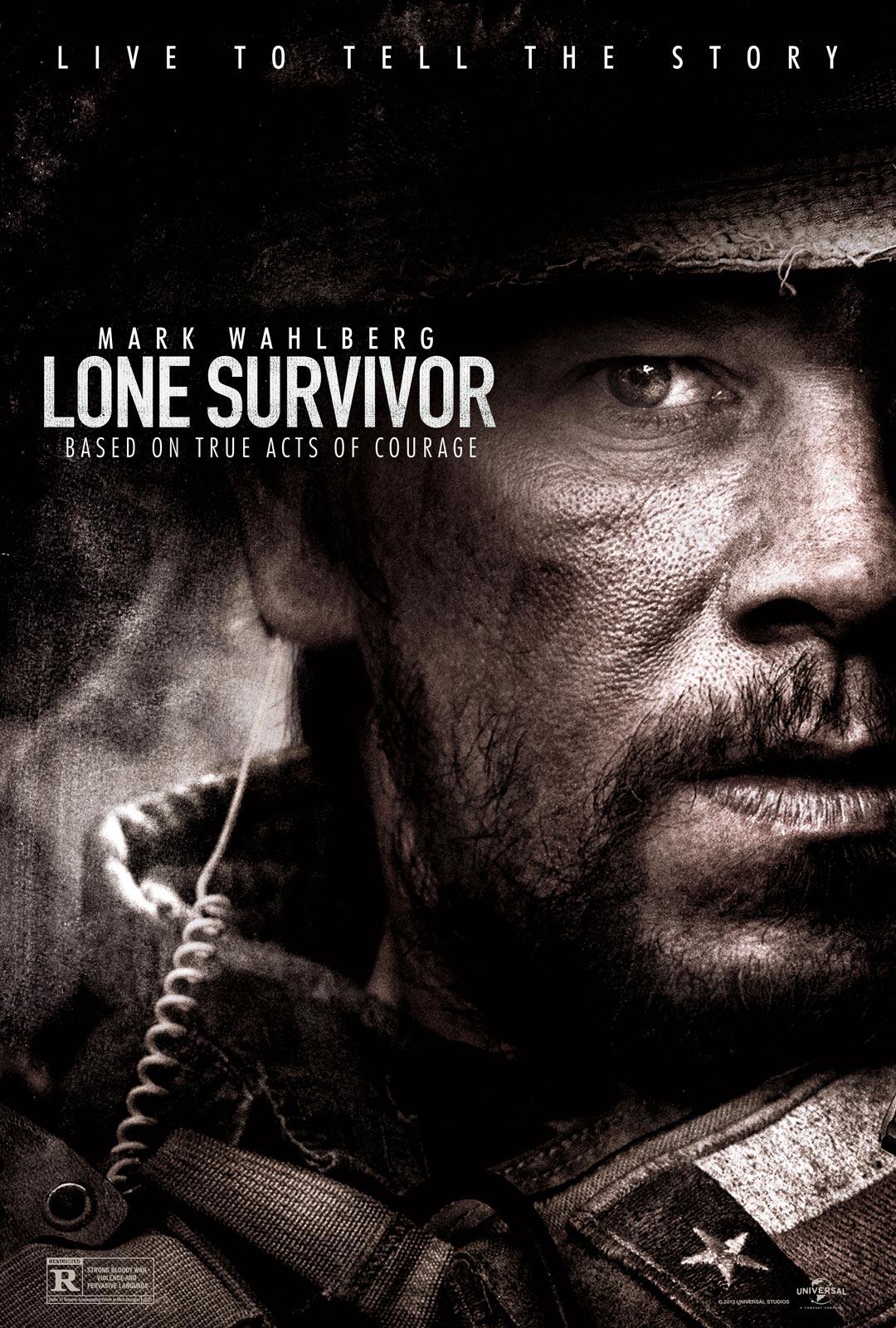 Poster for Lone Survivor