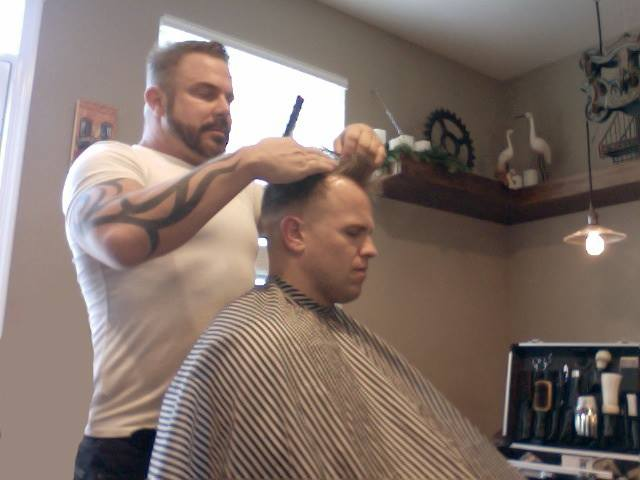 """Credit to """"Barber Pete"""""""