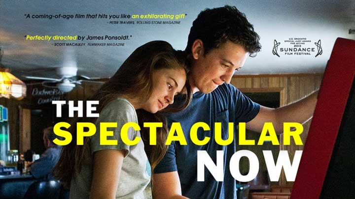 Spectacular Now Top 10 Films of 2013