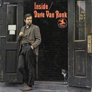 Inside Dave Van Ronk album cover