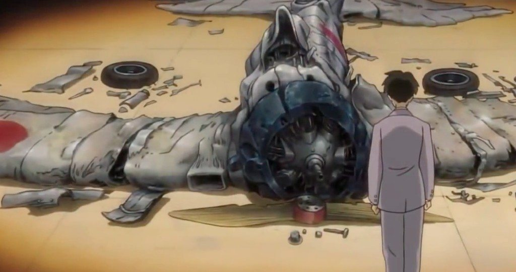 Still from The Wind Rises