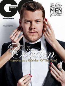 James Corden GQ Cover