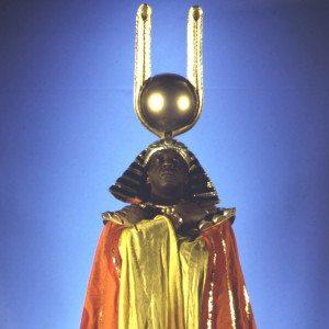 Sun Ra Head Dress 1