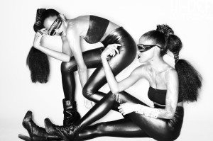 Coco and Breezy 2