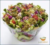 Just Salad, Manhattan Digest