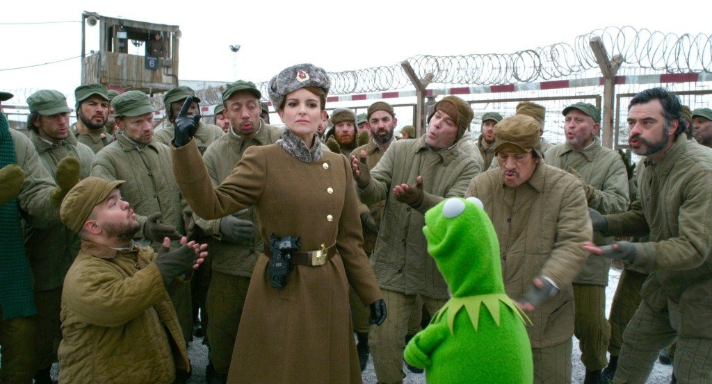 The Muppets Most Wanted still