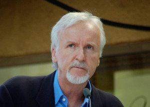 Executive Producer James Cameron (Source: Wikipedia)
