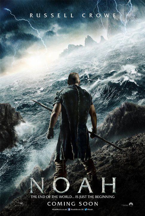 A poster of Noah