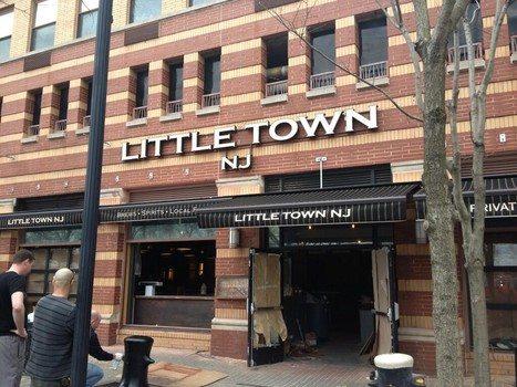 Little Town, Hoboken, Manhattan Digest
