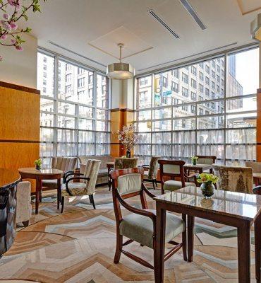 Hotel Giraffe, Manhattan Digest
