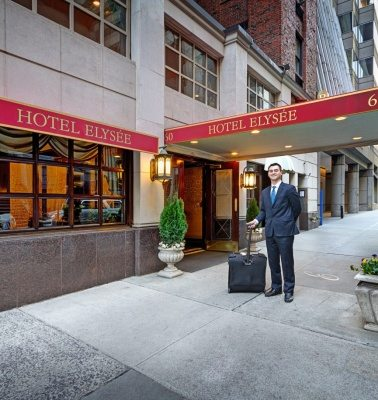 Manhattan Digest, Hotel Elysee